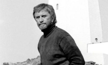 Kirk Douglas: Un mite de Hollywood al cap de Creus